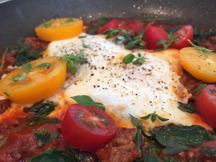 Uova Bolognese / Bolognese Eggs