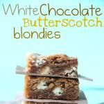 White Chocolate, Marshmallow Blondies? Umm yes please. Blackbird Cafe, here they come.
