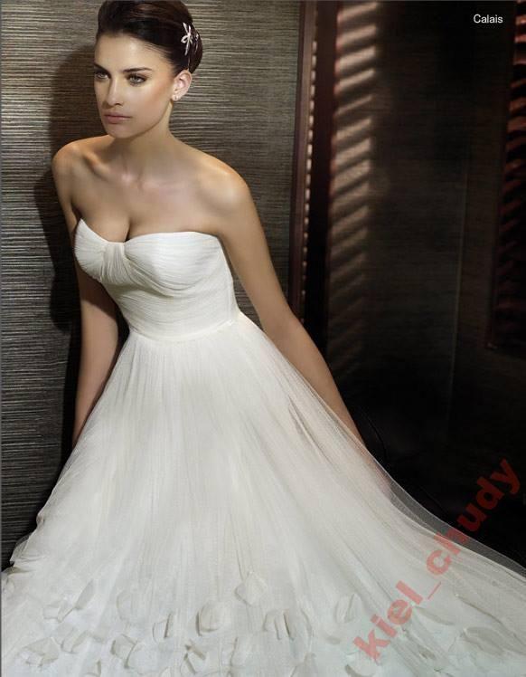 Suknia SAN PATRICK CALAIS PRONOVIAS   nowy WELON