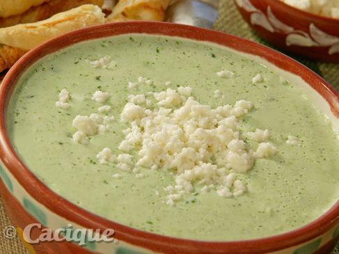 Cream of Cilantro | Mexican Cheese | Cacique Inc. | Authentic Mexican Cheese