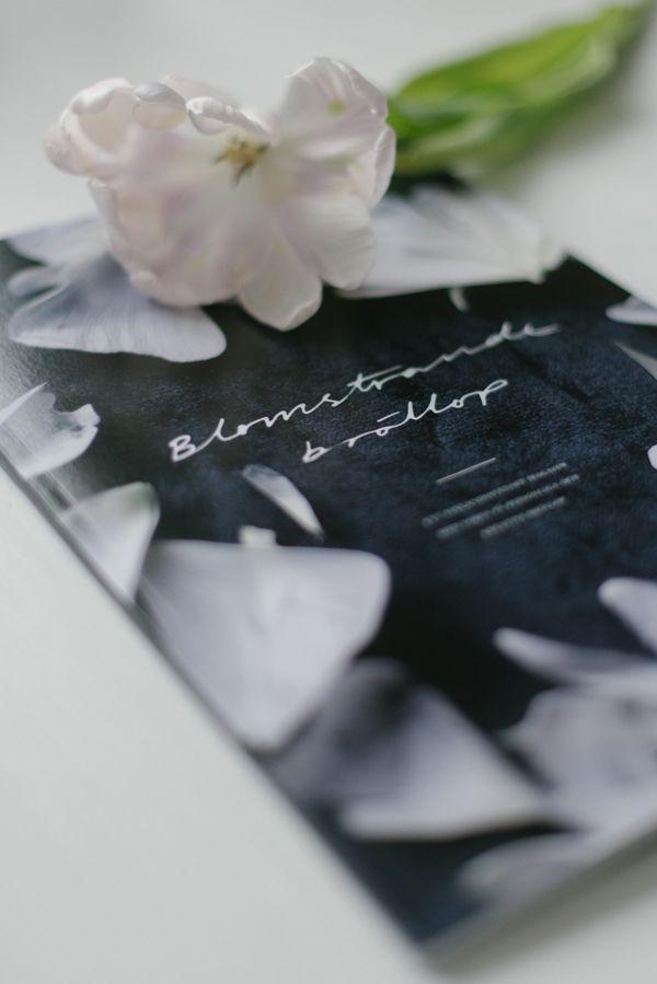 BLOMSTRANDE BRÖLLOP - bröllopsmagasin på svenska med bröllopsinspiration och tankar kring bröllop