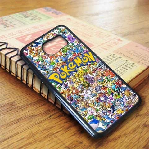 Pokemon All Character Samsung Galaxy S7 Case