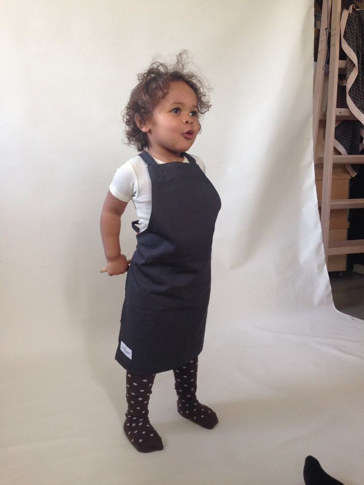 Aprons for kids. Let em help at an early age. Little lovely Sonia did the modelling, she's the cutiest  The Organic Company www.organiccompany.dk