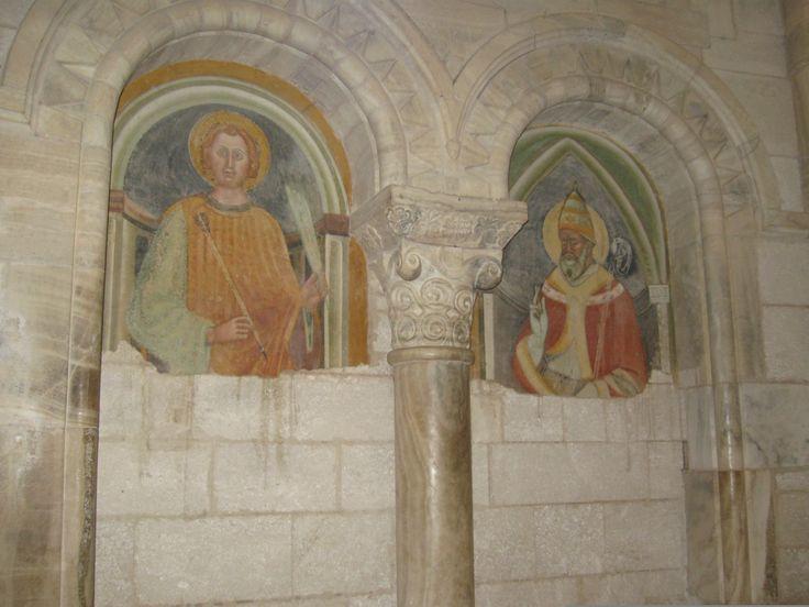 Affreschi del XV secolo
