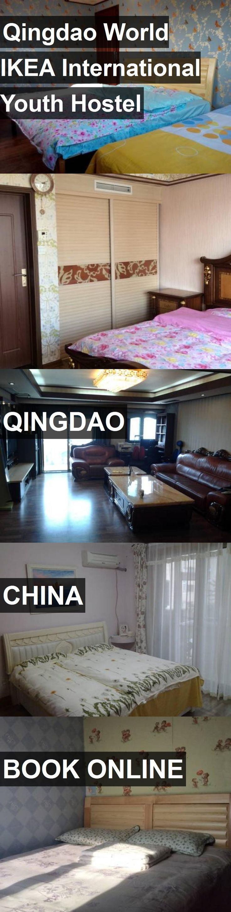 Qingdao World IKEA International Youth Hostel in Qingdao, China. For more information, photos, reviews and best prices please follow the link. #China #Qingdao #travel #vacation #hostel