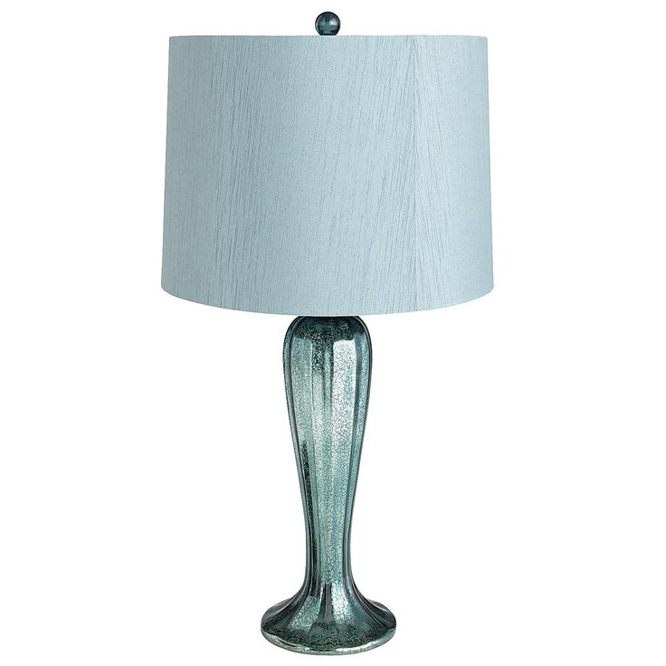 Shimmering Glass Lamp   Teal   Pier 1 Imports. 17 Best images about PIER ONE BEDDING on Pinterest   Sculpture art