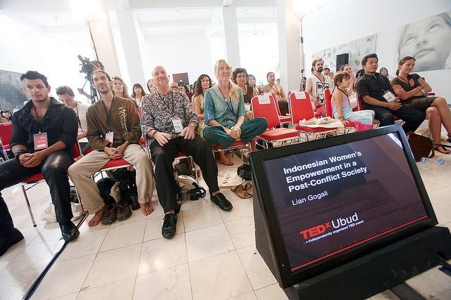 TEDxUbud 2011 by TEDxUbud, via Flickr