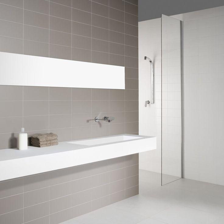 15thirty Collection Het typische Mosa wandtegelformaat 15 bij 30 centimeter wordt inmiddels door architecten en interieurontwerpers veelvuldig toegepast. Dit fo