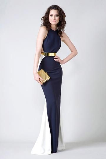 For more: http://www.stylisheve.com/fashionable-yellow-maxi-dresses/