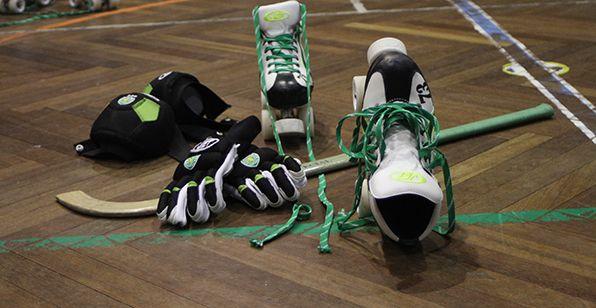 Hóquei em patins - Sporting perde com o SHUM