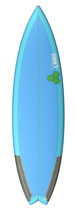 Channel Islands Surfboards Custom Order Form