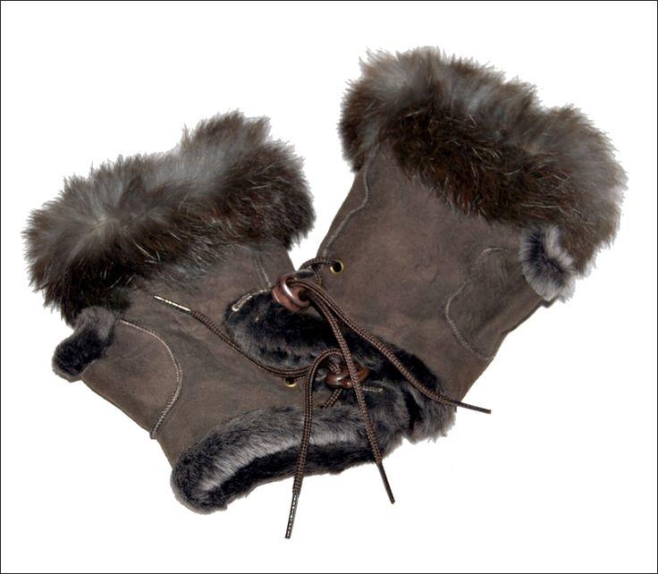 Δερμάτινα Γυναικεία Γάντια οδήγησης με γούνινη επένδυση Μοντέλο:Brown Driver's Mouton  Τιμή: 29€ Βρείτε αυτό και πολλά ακόμα σχέδια στο www.otcelot.gr ♥♥
