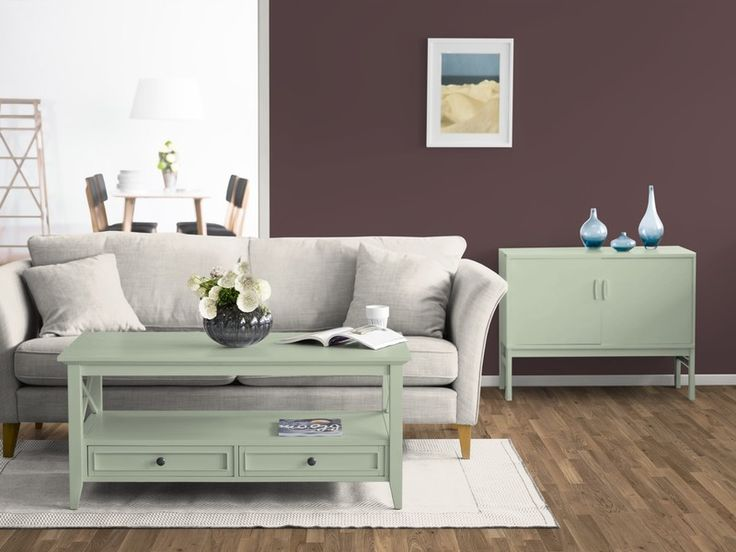 17 best images about kolorat zimmer on pinterest taupe for Wandfarbe brombeere