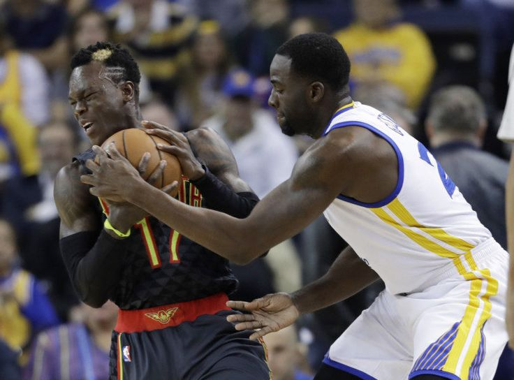 Draymond Green goes on offensive about being defensive-minded = Draymond Green helped seal a win for the Golden State Warriors over the Atlanta Hawks on Monday night with a pair of blocks, first against Dennis Schroder and then denying Kent Bazemore. It was the latest exhibit for.....
