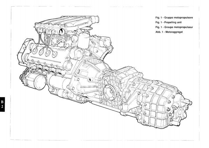 Brochure Browsing: Ferrari F40 w/ Bonus Owner's Manual