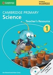 Cambridge International Primary: Science Teacher Resource Books for years 1 - 6. A wonderful lesson plan for each topic with a list of easy to come by supplies that are needed for each lesson. Help your child learn to think like a researcher!