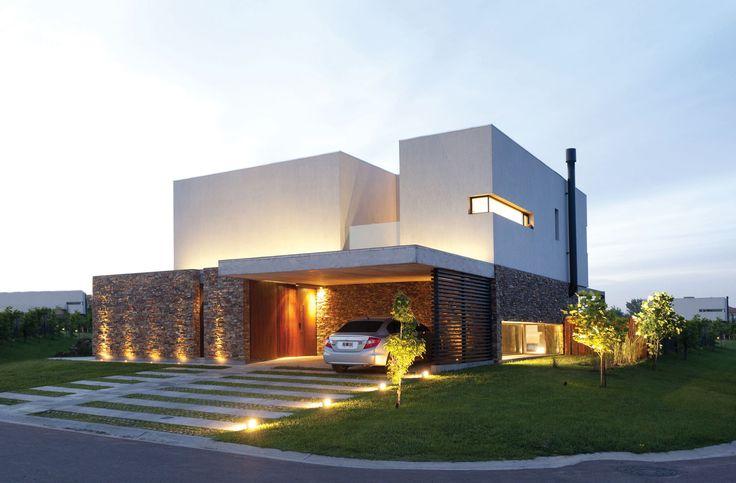 Galeria Fotos - GMARQ Govetto Mansilla Arquitectos - Casa estilo actual - PortaldeArquitectos.com