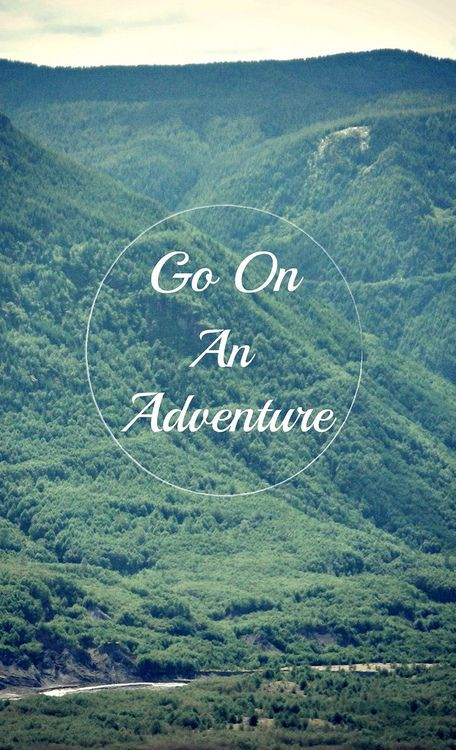 "I'd like to... but I'm broke. Unless ""adventure"" means ""work""."