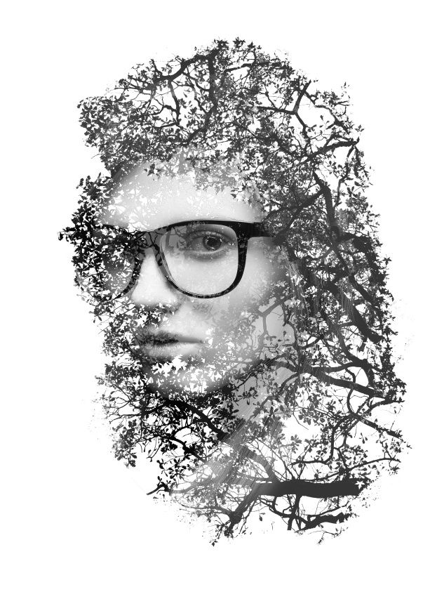 Double Exposures in Photoshop - in this tutorial/case study you will learn how to create this double exposure effect using Photoshop and some stock photos. The process is simple however it does take time to adjust the details.