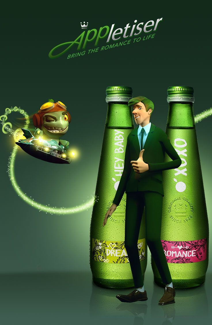 Appletiser Collectables