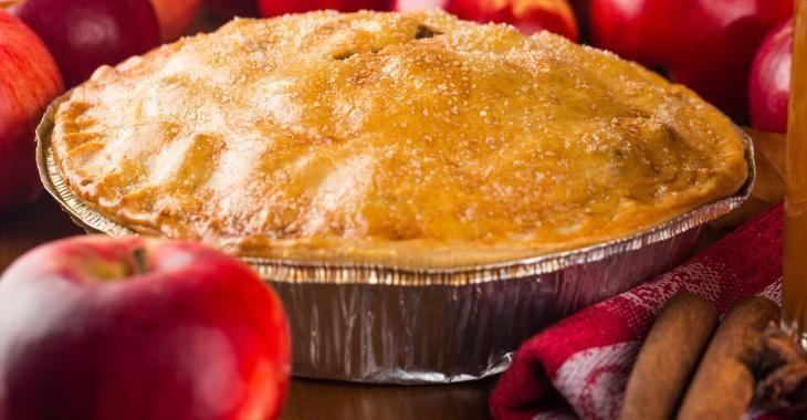 Voici la meilleure recette de tarte aux pommes à l'ancienne