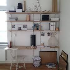 Bildresultat för hyllsystem skrivbord