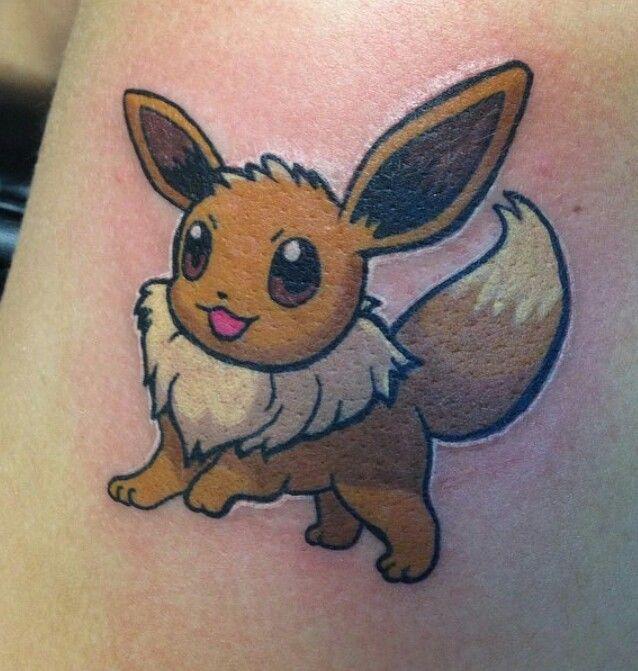 eevee tattoo - photo #30