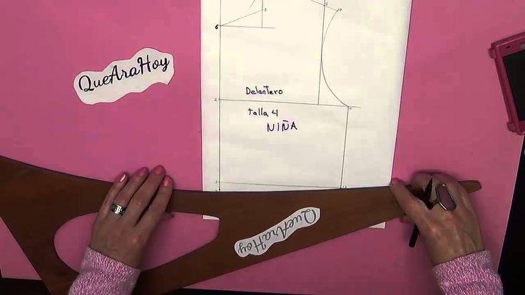 Alta Costura ´para NIÑOS clase # 3 Talle para Niña talla 4