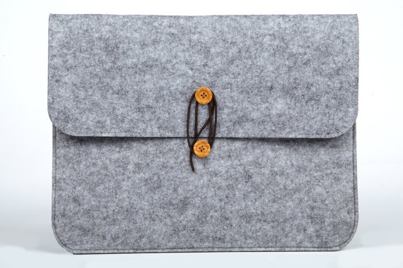 Macbook pro 13 Macbook Sleeve inch Macbook Sleeve Case brief Wool Felt Custom Made Felt Case Sleeve Cover Bag