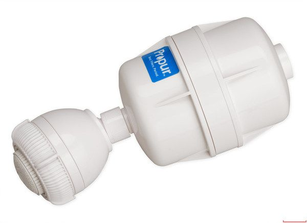 Promax Shower Filter - Available in White and Chrome