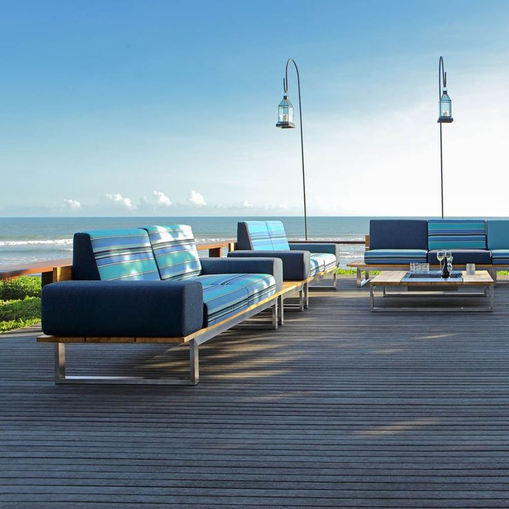 Mamagreen Outdoor Furniture Includes The Sleek And Smart Oko Collection Of  Upholstered Seating And Eco