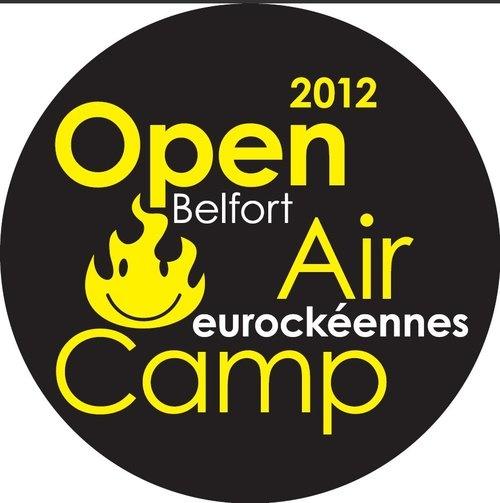 OpenAirCamp Eurockéennes inscrivez au Barcamp 29 ou 30 juin ou 1er juillet - au choix