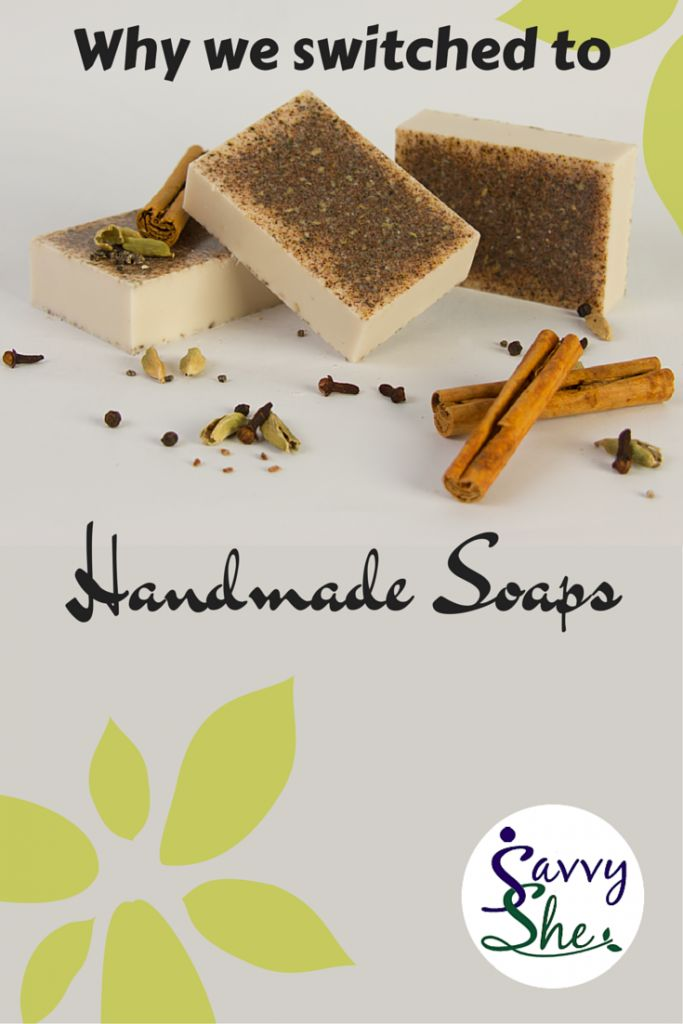 Savvy She handmade soaps are made from the best ingredients and your skin will thank you for using them.