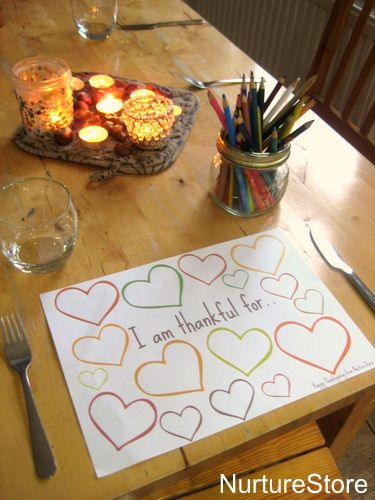 Thanksgiving coloring page printable - for drawing, doodling, writing and giving thanks.