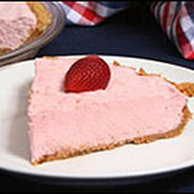 Strawberry Cloud Pie (Hungry Girl) Recipe - Key Ingredient