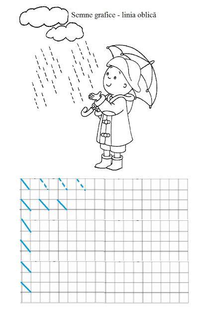 Lumea lui Scolarel...: Semne grafice - linia oblică stânga/dreapta