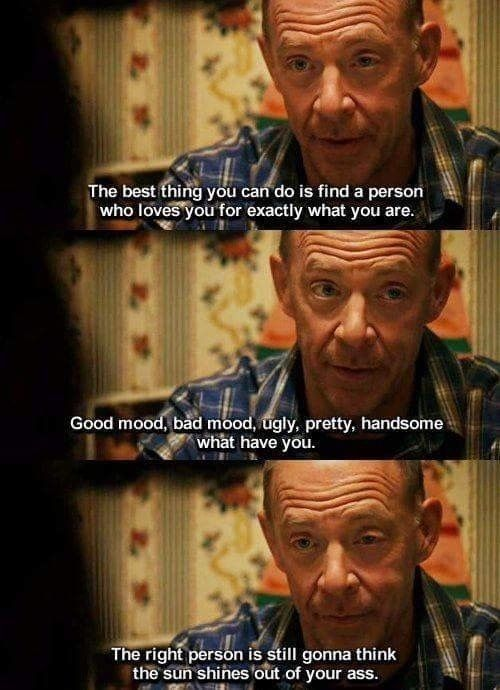 Juno gave one of the best pieces of advice ever. : wholesomememes