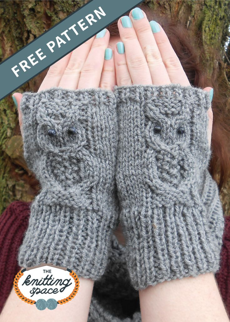 New Free Knitting Patterns For Quarantine Fingerless Mitts Free Knit