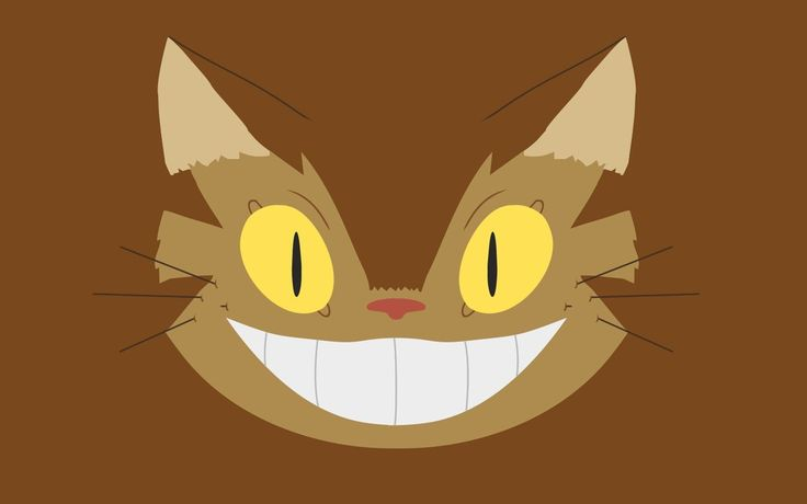 Custom Anime Wallpaper Totoro Cat Bus Face Clipart Free Clipart Costumes