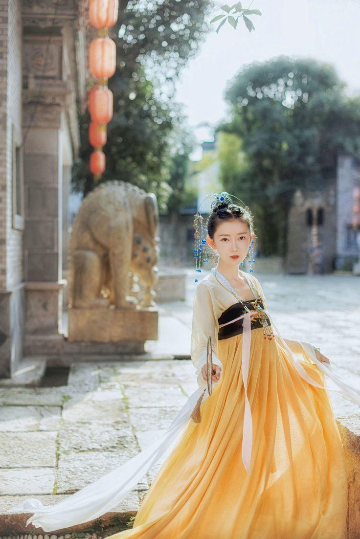 hanfu gallery (ziseviolet: 芥子记/Jieziji's Hanfu (han chinese...)