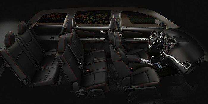 2019 Dodge Journey Interior And Seats Dodge Journey Dodge Journey