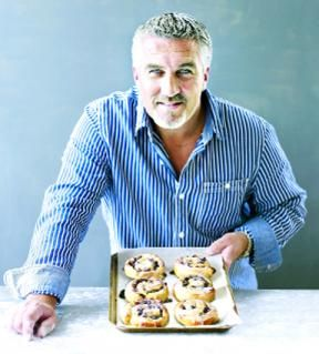 Recipe: Paul Hollywood's cranberry and stilton bread