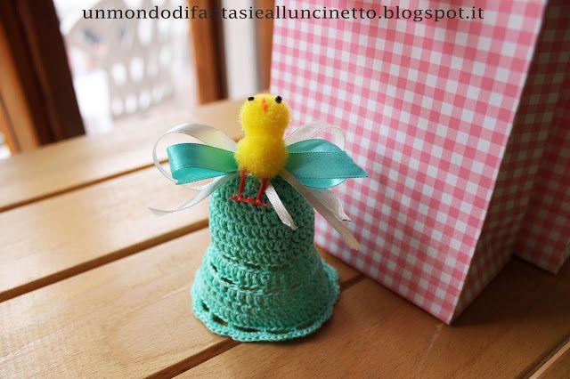 Un Mondo di Fantasie all'Uncinetto di Lisa : My Ester Crochet 2016