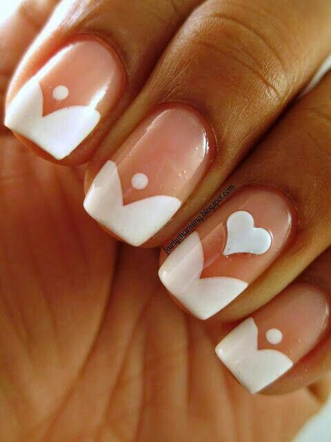 181 best Wedding Nails images on Pinterest | Fit, Nail art and ...