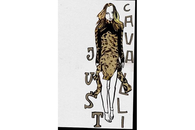 Animalier signature per Just Cavalli