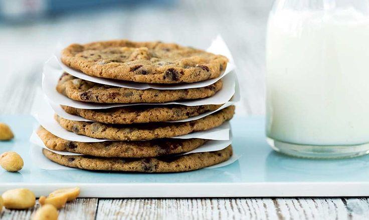 Lækre cookies med den helt rigtige bløde kerne