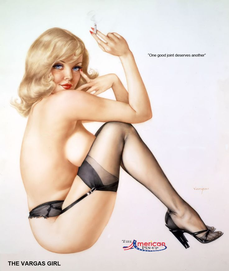 The American Pin-up : Photo