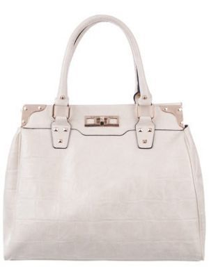 Kardashian Kollection - KK Croc Tote Bag - Beige......they have the nicest bags and colours!!!