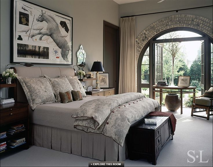 Town of Fort Sheridan Adaptive Re-Use - Bedroom - Suzanne Lovell Inc.