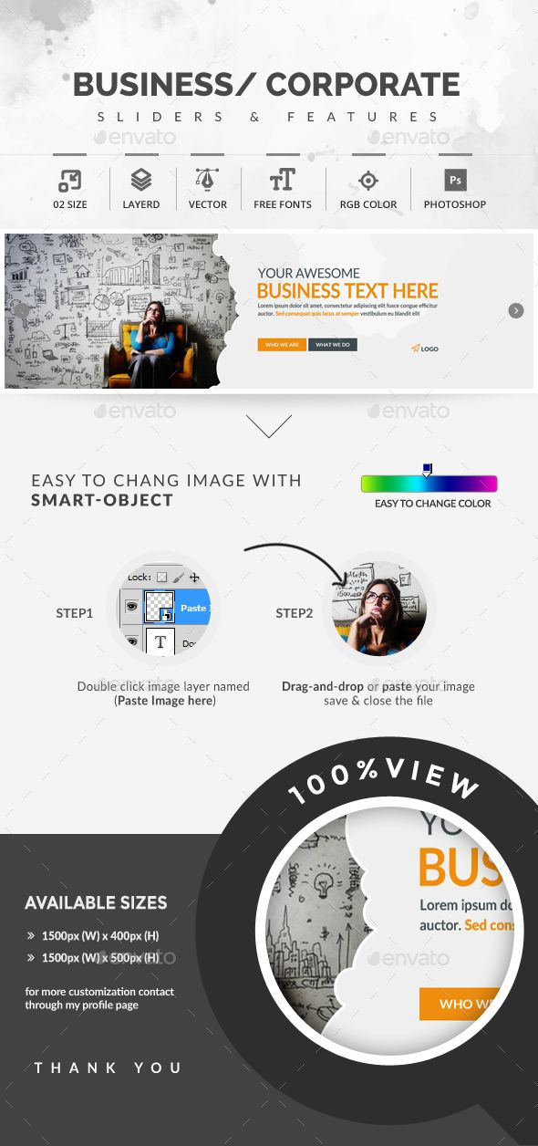 631 best Sliders \ Features Templates images on Pinterest - best of invitation template psd file
